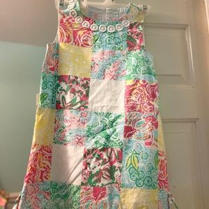 Two girls size 8 lily Pulitzer dresses